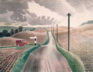 Ravilious - Wiltshire Landscape