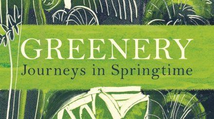 Greenery, by Tim Dee.