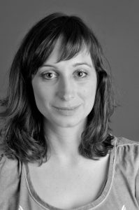Isy Suttie. Portrait by Dave Bruce