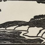 Woodcuts by Dennis & Percy West as published by Vine Press, Steyning, 1920-1925.