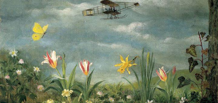 'Tirzah Garwood The Springtime of Flight', 1950.
